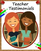 Teacher Testimonials About Unique Teaching Resources