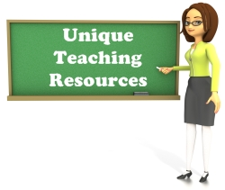 Teacher Unique Teaching Resources