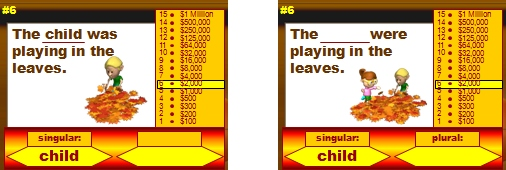 Thanksgiving and Fall Powerpoint Who Wants To Be A Millionaire Game