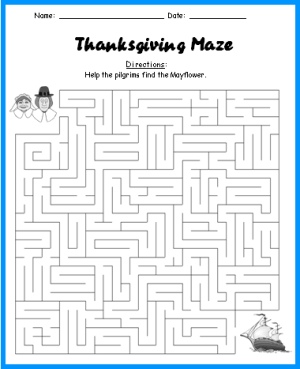 graphic regarding Thanksgiving Puzzles Printable referred to as Thanksgiving Bulletin Board Shows and Puzzles For