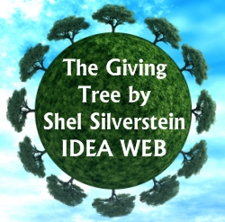 The Giving Tree Idea Web Creative Writing Worksheet and Lesson Plans