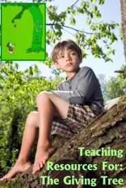 The Giving Tree Teaching Resources, Lesson Plans, and Worksheets Shel Silverstein