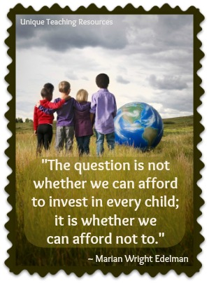Marian Wright Edelman Quote - The question is not whether we can afford to invest in every child