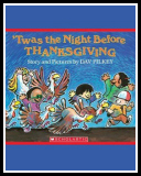 Twas the Night Before Thanksgiving Book Report Projects