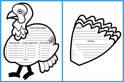 Final Draft Turkey Templates