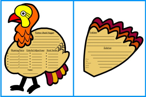 Turkey Final Draft Color Templates