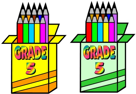 Grade 5 Classroom Bulletin Board Display Ideas
