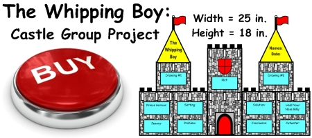 The Whipping Boy Fun Group Book Report Project Sid Fleischman