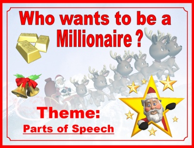 Who Wants To Be A Millionaire Christmas Powerpoint Game