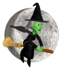 Witch Graphic