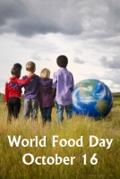 World Food Day October 16 Lesson Plans and Ideas For Writing Prompts