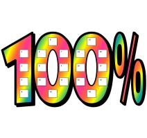 100 Percent Club Spelling Sticker Charts