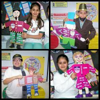4 Charlie and the Chocolate Factory Character Book Report Projects