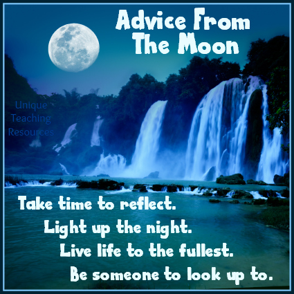 Advice From The Moon Quotes About Nature