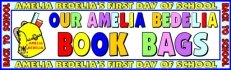 Amelia Bedelia First Day of School Student Projects