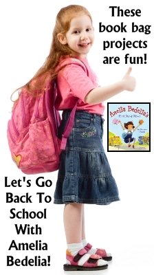 Amelia Bedelia's First Day of School Lesson Plans and Fun Activities