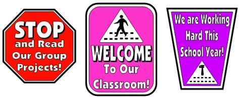 Amelia Bedelia's First Day of School Bulletin Board Classroom Display