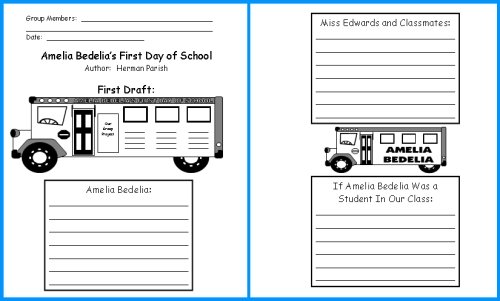 First Day Of School Worksheets Third Grade Diilz – First Day of School Worksheets