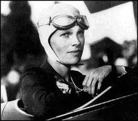 July Writing Prompts Amelia Earhart Day and Birthday July 24, 1897