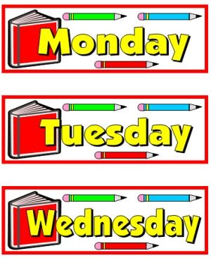 August Printable Worksheets Calendar