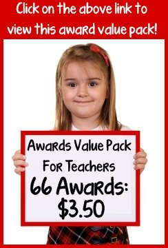 Click here to view this award value pack for school teachers.