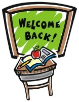 Welcome Back To School Teaching Resources Graphic