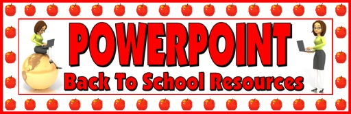 Back To School Powerpoint Lesson Plans and Teaching Resources