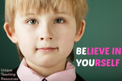 Be You - Inspirational Quotes for Children