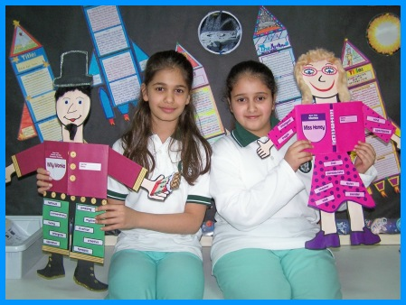 Roald Dahl Book Report Projects: Charlie and the Chocolate Factory and the BFG Main Character Body