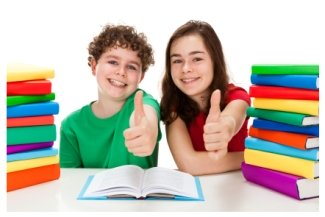 Elementary Students Love Book Reports and Reading