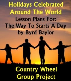 Byrd Baylor The Way To Start A Day Caldecott Medal Lesson Plans and Projects