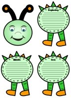Spring Teaching Resources Caterpillar Writing Templates