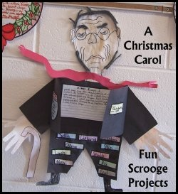 A Christmas Carol Scrooge Projects