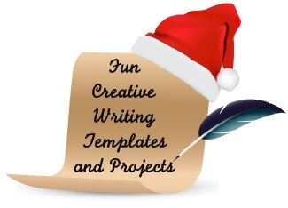 Fun Christmas Creative Writing Projects and Templates