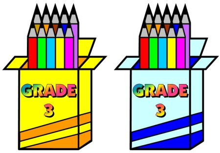 Grade 3 Back To School Elementary School Display Ideas and Examples