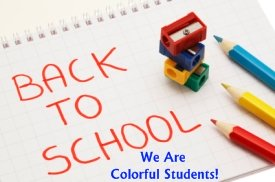 Colorful Creative Writing Assignments for Back to School