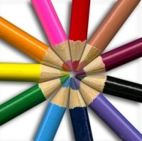 Color Pencils Back to School Supplies