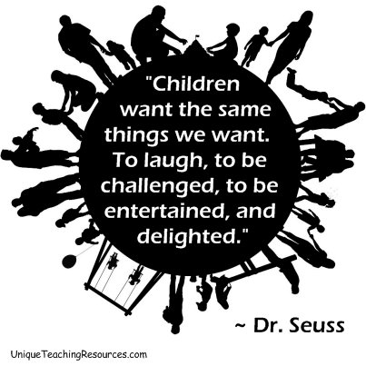 Dr Seuss Quote About Children