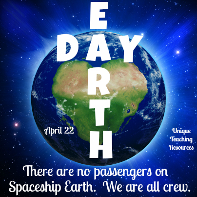 Environmental Quote - There are no passengers on Spaceship Earth.  We are all crew.