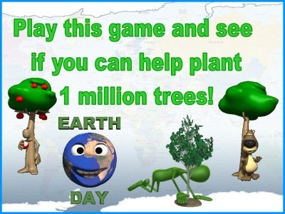Earth Day April 22 Powerpoint Lesson Grammar Activity