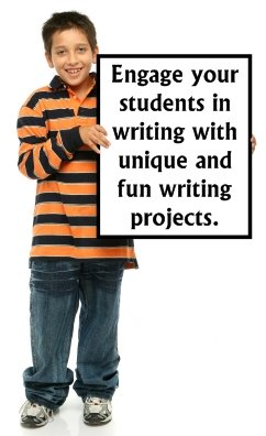 Fun Creative Writing Projects and Lesson Plans