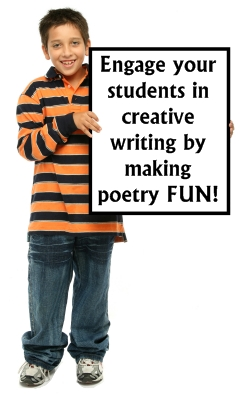 Fun Poetry Lesson Plans and Writing Templates