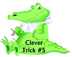 Enormous Crocodile Clever Trick 5 Creative Writing Assignment
