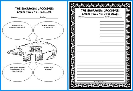 creative letter writing lesson plans