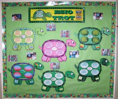 Esio Trot by Roald Dahl Fun Group Projects Bulletin Board Display Example