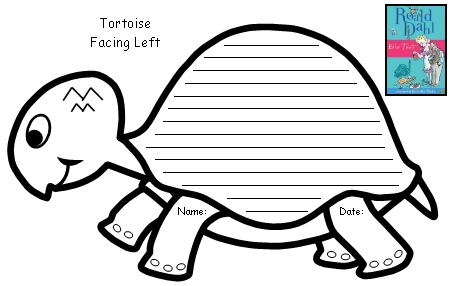 Esio Trot Lesson Plans Creative Writing Turtle Templates