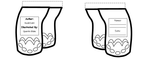 Esio Trot Feet Templates