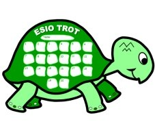 Esio Trot Sticker Charts