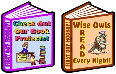 First Day of School Read Aloud Books First Day Hooray Nancy Poydar