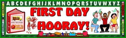 Fun Back to School Read Aloud Book First Day Hooray Nancy Poydar